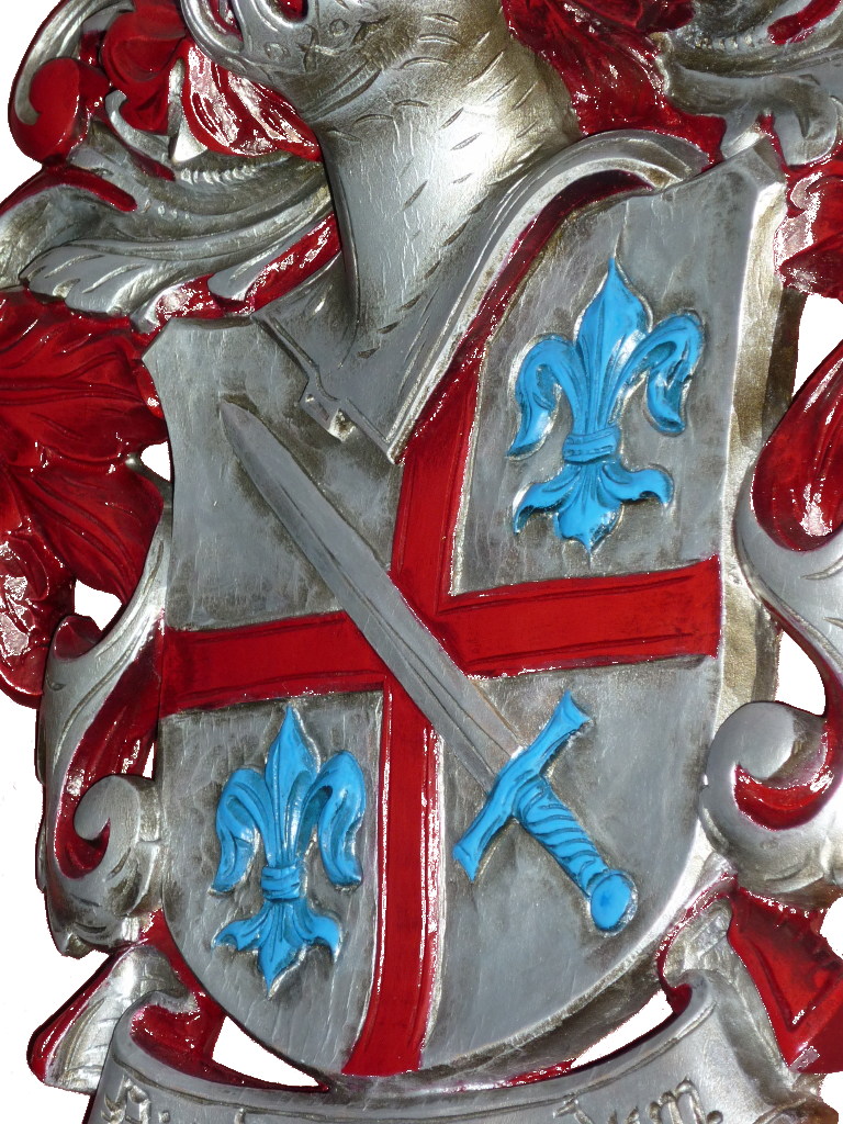 Baron's Heraldry ©BARON of NORTH CADBURY